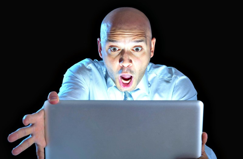 8 Signs that your website scares the clients