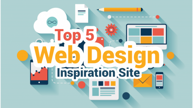 Best Five [5] Sites for Web Design Inspection