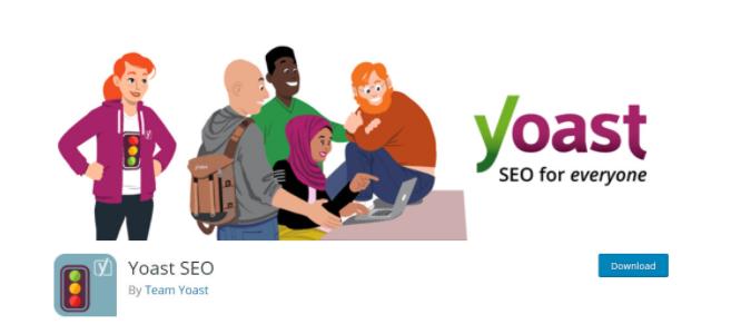 free Yoast's SEO plugin