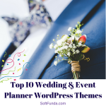 Top 10 Wedding & Event Planner WordPress Themes