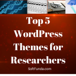 Top 5 WordPress Themes for Researchers