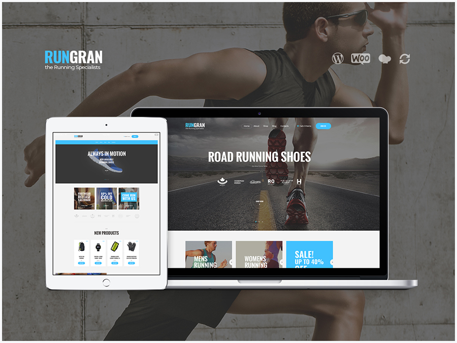 Run Gran | Sports Apparel & Gear Store